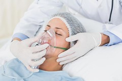 THUMBNAIL_Fotolia_59622006_Subscription_Monthly_M (NotAScreenName3) Tags: oxygen hospital professional observation patient woman mask