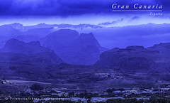 Gran Canaria (Fotomanufaktur.lb) Tags: spain grancanaria maspalomas berge mountains morning morgen