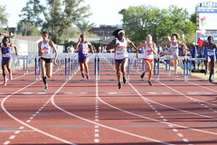 Chandler Rotary Day 2 2422 (Az Skies Photography) Tags: chandler rotary invitational track meet nike chandlerrotary chandlerrotaryinvitational trackmeet nikechandlerrotaryinvitational 2019nikechandlerrotaryinvitational arizona az chandleraz high school highschool chandlerhighschool highschooltrack field trackandfield athlete athletes sport sports sportsphotography run runner running race racer racing racers runners action canon eos 80d canon80d canoneos80d eos80d march 23 2019 march232019 22319 2232019 elite womens 100m hurdles 100 meters 100mhurdles 100meterhurdles womens100mhurdles