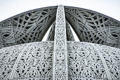 (jfre81) Tags: wilmette illinois north shore bahai temple church worship dome design roof onwhite architecture building james fremont photography jfre81 canon rebel xs eos