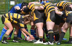 Packing Day (Feversham Media) Tags: yorkcityknightsladiesrlfc wakefieldtrinityladiesrlfc womenssuperleague yorkstjohnuniversity rugbyleague york womensrugbyleague