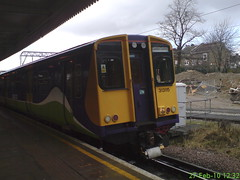 313115 (Rob390029) Tags: silverlink london overground class 313 313115 willesden junction railway station wij