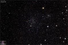 Messier 38 - Open Cluster in Auriga (The Dark Side Observatory) Tags: tomwildoner night sky deepsky space outerspace skywatcher telescope 120ed celestron cgemdx asi190mc zwo astronomy astronomer science canon canon6d deepspace guided weatherly pennsylvania observatory darksideobservatory stars star tdsobservatory backyardeos earthskyscience m38 opencluster auriga astrometrydotnet:id=nova3144157 astrometrydotnet:status=solved