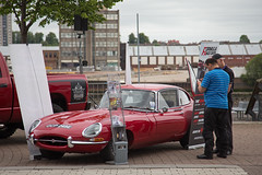 Jaguar E-Type (<p&p>photo) Tags: red 1967 1960s 60s sixties jag jaguar etype jaguaretype gcp249e 5th erskine classic car show erskineclassiccarshow 5therskineclassiccarshow classicshow classicvehicleshow charity vehicle intubraehead arena intubraeheadarena intu braehead renfrewshire scotland uk july2017 july 2017 classiccar classiccarshow auto autos autoshow carshow worldcars