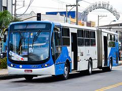 1582 VB Transportes e Turismo (busManíaCo) Tags: busmaníaco nikond3100 ônibus busscar vb transportes e turismo urbanuss pluss articulado o500ma mercedesbenz