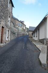 steep hill (kendradrischler) Tags: hill steep auvergne murat