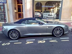 David Brown,9th (cs.spotter123) Tags: astonmartin astonmartindb9 astonmartindb9volante grey fast speed whips madwhips automobile automotive motorsport hypercars sportcars car cars carspotting carphotography carpics dreamcars carphotographer britishcars supercarsnation supercarsphotography supercars monaco