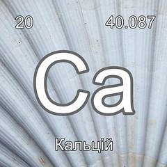 Хімічні елементи Кальцій Ca InterNetri Ukraine