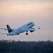 Hamburg Airport: Lufthansa Airbus A320-271N A20N D-AINC First to fly A320neo