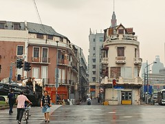Old city, Shanghai, China (cattan2011) Tags: traveltuesday travelphotography travelbloggers travel streetpicture streetphoto streetphotography streetart landscape architecturephotography architecture buildings china shanghai dcity