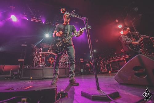 Godsmack fan photo