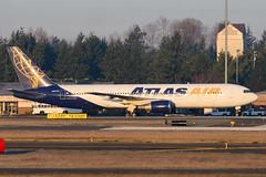 Atlas Air 767 N641GT (Josh Kaiser) Tags: 767 atlas atlasair n641gt