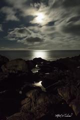 Big Island Moonlit Night_27A8253 (Alfred J. Lockwood Photography) Tags: alfredjlockwood nature landscape seascape nightscape nightsky moonlight pacificocean sea rocks clouds lowlevellighting lightpainting bigisland hawaii winter tidepools