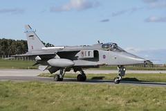 Jaguar GR3A XX748 'EG' 6 Squadron (Mark McEwan) Tags: sepecat jaguar jaguargr3a xx748 6squadron canopeners aviation aircraft airplane military royalairforce raf raflossiemouth lossiemouth