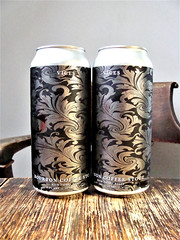 Vices Bourbon Coffee Stout (knightbefore_99) Tags: beer cerveza pivo can hops malt dark stout tasty best drink powell brewing vancouver eastvan yeastvan bc craft