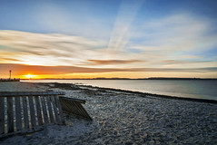 Laboe_20181230_2 (555-nase) Tags: laboe schleswigholstein sonnenuntergang sunset strand kiel ostsee beach sea baltic nd1000