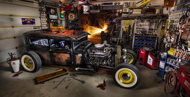 Cadillac Rat