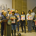 Jose Rico for the 12th Ward City of Chicago Aldermanic Candidates Press Conference to Support Civilian Police Accountability Council Chicago Illinois 1-9-19 5581 thumbnail