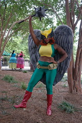 DC32 - Sunday 257 (Photography by J Krolak) Tags: dragoncon dc32 day3 cosplay costume masquerade hawkgirl dccomics
