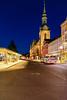 WF Buss STOP (tim.lee.rookie (Architecture and city photography ) Tags: wolfenbüttel architekture nacht oldnew wfbus wolfenbüttelkornmarkt markt nachtinderstadt germany blauestunde timlee timleerookie architekturkunst