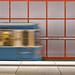 U-BAHNSTATION KREILLERSTRASSE - MÜNCHEN (msman) Tags: msman ubahnstation kreillerstrasse münchen