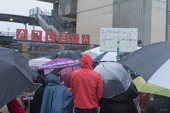 DSC00522 copy (Professional Association of Milwaukee Public Educa) Tags: lateacherstrike joebrusky unitedteachersoflosangeles utla mtea strike teachers california losangeles union picketline arletahighschool