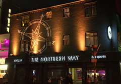 The Northern Way Preston (Tony Worrall) Tags: preston lancs lancashire city welovethenorth nw northwest north update place location uk england visit area attraction open stream tour country item greatbritain britain english british gb capture buy stock sell sale outside outdoors caught photo shoot shot picture captured ilobsterit instragram photosofpreston pub publichouse bar inn night dark entrance evening drink lit lights thenorthernway