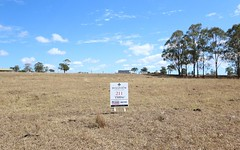 Lot 211 Hillview, Louth Park NSW