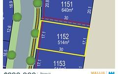 Lot 1152, Apple Street, Gillieston Heights NSW