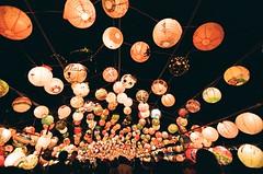 Lantern Festival (el_salida1) Tags: teampilipinas canon eos650 tokina kodak film kodakportra kaohsiung taiwan lantern