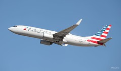 Boeing 737-800 (N813NN) American Airlines (Mountvic Holsteins) Tags: boeing 737800 n813nn american airlines mia miami international airport florida