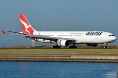 Qantas Airways | A330-303 | (MSN 0593) | VH-QPE | SYD (u2274943) Tags: vhqpe qantasairways airbus a330303 msn593 a330300 syd