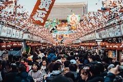 20190125-DSC08589 (Edge Lee) Tags: tokyo 東京 jpn japan 日本 street 街拍 sony sonyalpha a72 a7ii a7m2 fe55mm fe1635 a7 canon canon70300 streetshot streetsnap 淺草 人 淺草寺 人群