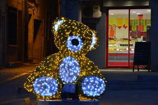 Gignac, illuminations 2017
