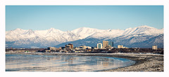 Anchorage Panorama (www.halkaphoto.com) Tags: usa anchorage alaska downtown skyline panorama view mountains cookinlet snow winter