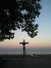 Gimli Golgotha (CC Benison) Tags: gimli golgotha beach manitoba ccbenison