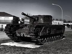 tank parade (seanavigatorsson) Tags: heavymetal heavyduty panzer tank ww2 war military