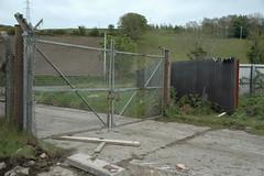 Entrance (IntrepidExplorer82) Tags: ammunition depot ww2 second world war magazine royal navy cold sentry post nissen hut shelter bunker abandoned