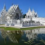 Wat Rong Khun near Chiang Rai (Northern Thailand 2018) thumbnail