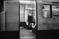 Untitled (Andy-Clifford) Tags: london tube candid street train film leica
