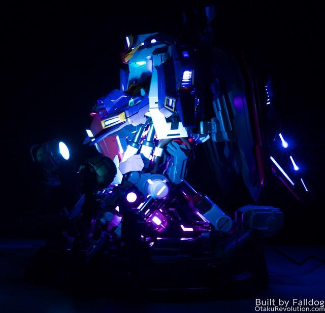 BSC Zeta Gundam Bust 19 by Judson Weinsheimer
