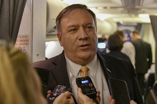 Secretary Mike Pompeo