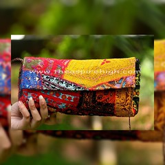 Colorful Rajasthani Banjara Clutch Purse Made Out Of Royal Rags And Hand Embroidery Over it  #banjara #sling #bag #collection #multicolor #rajasthani #heavy #shell #dori #style #tassel #fabric #embroidery #handwork #hanging #chain #pattern #foil #mirror # (aspirehigh.social) Tags: mirror fancy traveler pattern bag tassel lightweight rajasthani desigen foil banjara chain handwork belt collection real dori embroidery sling heavy flower shell fabric style multicolor adjustable hanging elephant