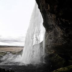 Iceland (a.penny) Tags: seljalandsfoss iceland island nikon d300 apenny square