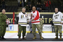 Image-8 (West Point - The U.S. Military Academy) Tags: rmc weekend cadets army hockey lt gen darryl a williams west point exchange military royalmilitarycollegeofcanada