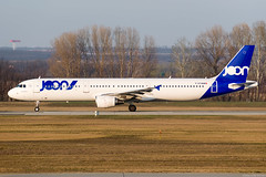 F-GTAM (Andras Regos) Tags: aviation aircraft plane fly airport bud lhbp spotter spotting joon airbus a321