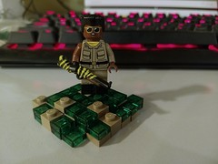 Table Scrap (Sir Glub) Tags: citizenbrick lego tablescrap brickarms