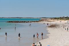 Robe South Australia (Helen C Photography) Tags: ocean water beach shore blue south australia southaustralia landscape summer nikon d750 105mm holidays people fun family