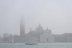 Fog over the Venice (alexeymatyna) Tags: venice fog grandcanal channel венеция туман грандканал канал