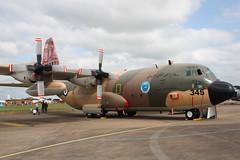 C-130H Hercules (Pentakrom) Tags: riat fairford 20103 lockheed c130 hercules royal jordanian air force